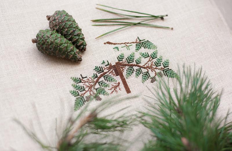 Renato Parolin wzory haftu krzyżykowego